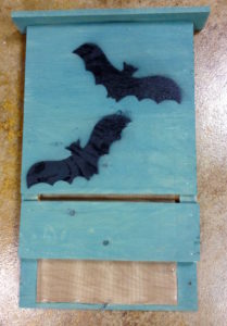 Bat houses, including build-your-own kits!